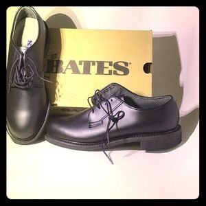 Bates black formal shoe 9N